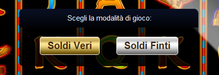 Gioca con le slot machine on line