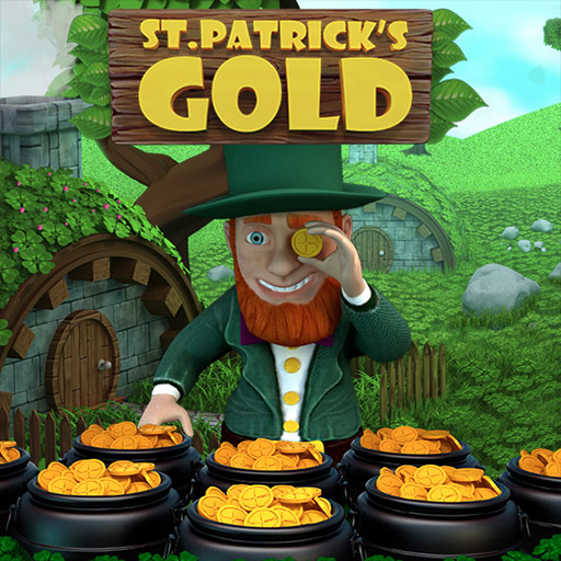 St Patrick's Gold Touch#