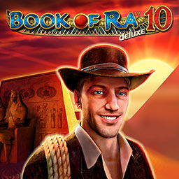 Book of Ra Deluxe 10#